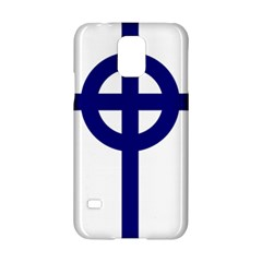 Celtic Cross  Samsung Galaxy S5 Hardshell Case  by abbeyz71