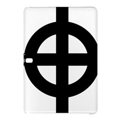 Celtic Cross Samsung Galaxy Tab Pro 10 1 Hardshell Case by abbeyz71