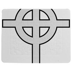 Celtic Cross  Jigsaw Puzzle Photo Stand (rectangular) by abbeyz71