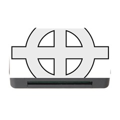 Celtic Cross  Memory Card Reader With Cf by abbeyz71