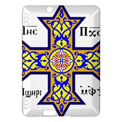 Coptic Cross Kindle Fire Hdx Hardshell Case by abbeyz71