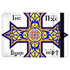Coptic Cross Ipad Air 2 Flip by abbeyz71