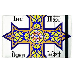 Coptic Cross Apple Ipad 3/4 Flip Case by abbeyz71