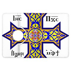 Coptic Cross Kindle Fire Hdx Flip 360 Case by abbeyz71