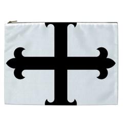 Cross Fleury  Cosmetic Bag (xxl)  by abbeyz71