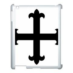 Cross Fleury  Apple Ipad 3/4 Case (white) by abbeyz71