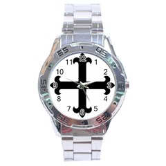 Cross Fleury Stainless Steel Analogue Watch by abbeyz71