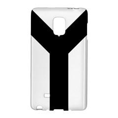 Forked Cross Galaxy Note Edge by abbeyz71