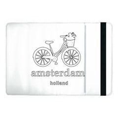Amsterdam Samsung Galaxy Tab Pro 10 1  Flip Case by Valentinaart
