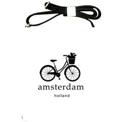Amsterdam Shoulder Sling Bags by Valentinaart