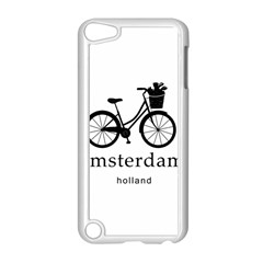 Amsterdam Apple Ipod Touch 5 Case (white) by Valentinaart