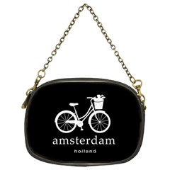 Amsterdam Chain Purses (two Sides)  by Valentinaart