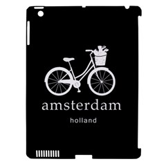 Amsterdam Apple Ipad 3/4 Hardshell Case (compatible With Smart Cover) by Valentinaart