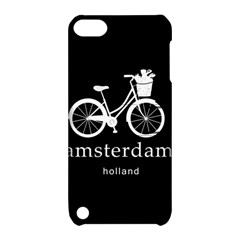 Amsterdam Apple Ipod Touch 5 Hardshell Case With Stand by Valentinaart
