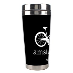 Amsterdam Stainless Steel Travel Tumblers by Valentinaart