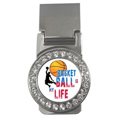 Basketball Is My Life Money Clips (cz)  by Valentinaart