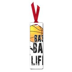 Basketball Is My Life Small Book Marks by Valentinaart