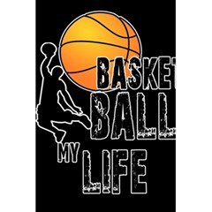Basketball Is My Life 5 5  X 8 5  Notebooks by Valentinaart
