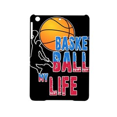 Basketball is my life iPad Mini 2 Hardshell Cases