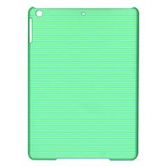 Decorative Lines Pattern Ipad Air Hardshell Cases by Valentinaart
