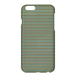 Decorative Lines Pattern Apple Iphone 6 Plus/6s Plus Hardshell Case by Valentinaart