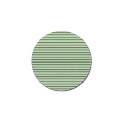 Decorative Lines Pattern Golf Ball Marker (4 Pack) by Valentinaart