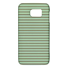 Decorative Lines Pattern Galaxy S6 by Valentinaart