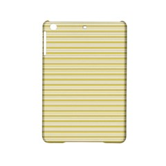 Decorative Lines Pattern Ipad Mini 2 Hardshell Cases by Valentinaart