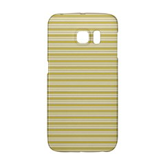 Decorative Lines Pattern Galaxy S6 Edge by Valentinaart