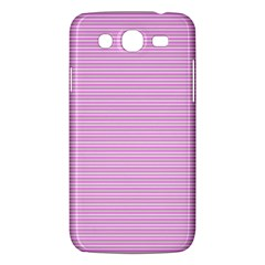 Decorative Lines Pattern Samsung Galaxy Mega 5 8 I9152 Hardshell Case  by Valentinaart