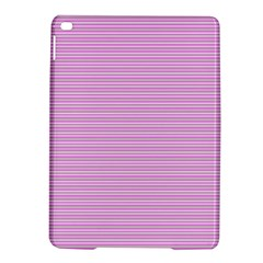 Decorative Lines Pattern Ipad Air 2 Hardshell Cases by Valentinaart