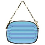 Decorative lines pattern Chain Purses (One Side)  Front