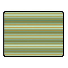 Decorative Line Pattern Fleece Blanket (small) by Valentinaart