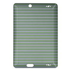 Decorative Line Pattern Amazon Kindle Fire Hd (2013) Hardshell Case by Valentinaart