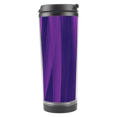 Artistic Pattern Travel Tumbler by Valentinaart