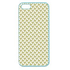 Artistic Pattern Apple Seamless Iphone 5 Case (color) by Valentinaart