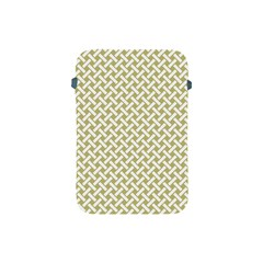 Artistic Pattern Apple Ipad Mini Protective Soft Cases by Valentinaart
