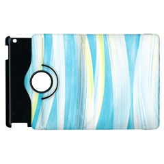 Artistic Pattern Apple Ipad 3/4 Flip 360 Case by Valentinaart
