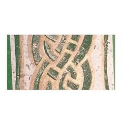 Ab Celtic Swirl Satin Wrap by DeneWestUK