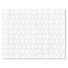 Artistic Pattern Rectangular Jigsaw Puzzl by Valentinaart