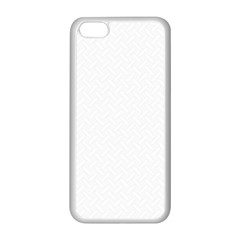 Artistic Pattern Apple Iphone 5c Seamless Case (white) by Valentinaart