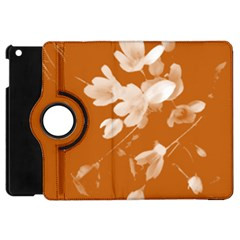 Autumn Crocus Orange Apple Ipad Mini Flip 360 Case by DeneWestUK
