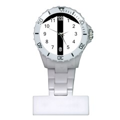 Grapevine Cross Plastic Nurses Watch by abbeyz71