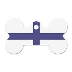 Greek Cross  Dog Tag Bone (two Sides) by abbeyz71