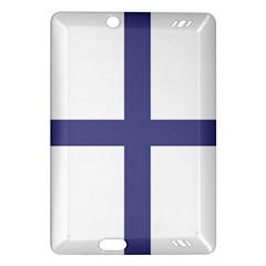Greek Cross  Amazon Kindle Fire Hd (2013) Hardshell Case by abbeyz71