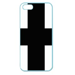 Greek Cross Apple Seamless Iphone 5 Case (color) by abbeyz71