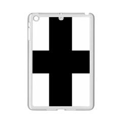 Greek Cross Ipad Mini 2 Enamel Coated Cases by abbeyz71