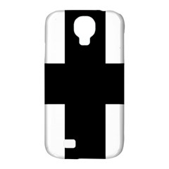 Greek Cross Samsung Galaxy S4 Classic Hardshell Case (pc+silicone) by abbeyz71