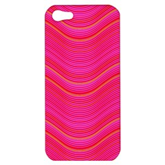 Pattern Apple Iphone 5 Hardshell Case by Valentinaart