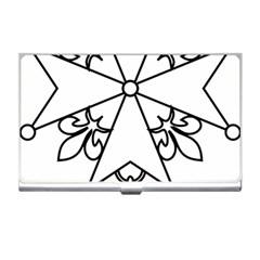 Huguenot Cross Business Card Holders by abbeyz71